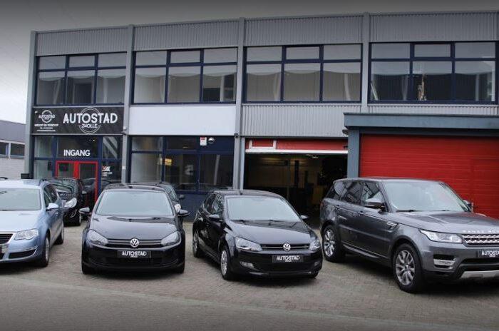 Autostad in Zwolle is beveiligd door HAKTECH!