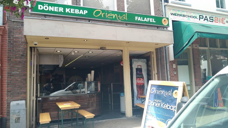 Oriental kebab in Zwolle is beveiligd door HAKTECH!