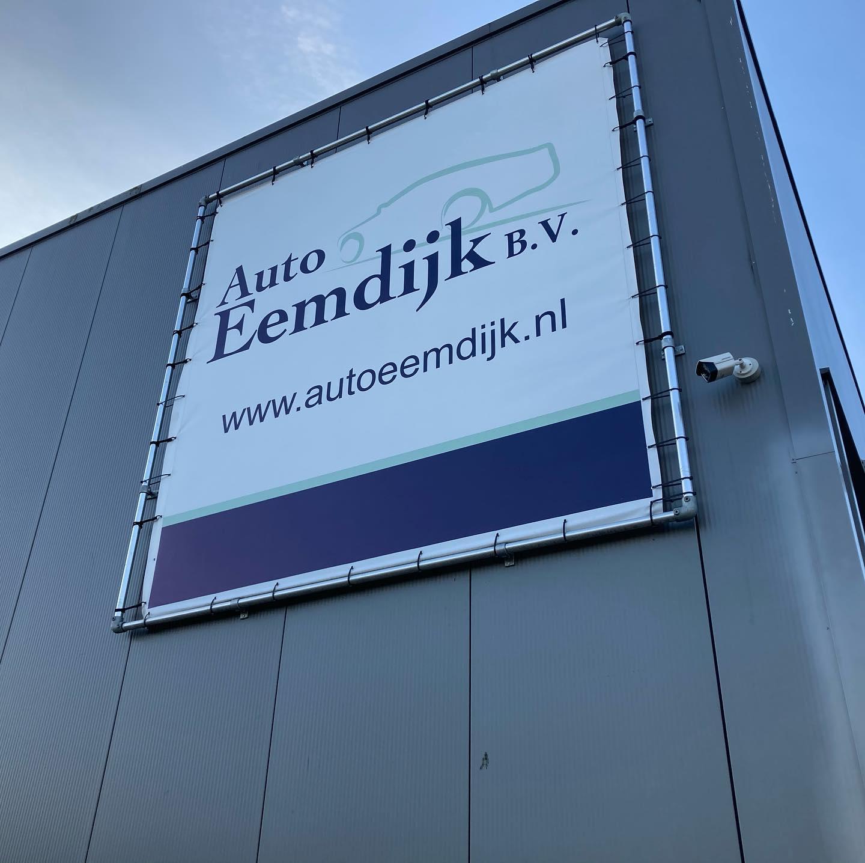 Auto Eemdijk in Amersfoort is beveiligd door HAKTECH!